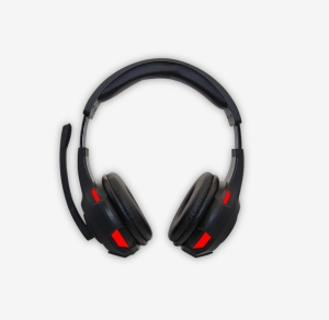 Gaming Headset- 7.1 Surround Sound Headphones With Noise Cancelling Mic- Memory Foam Ear Pads RGB Lights For Laptops PC