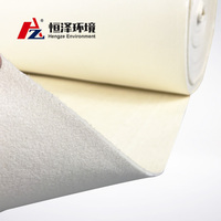 industrial polyester nomex nonwoven needle punched felt fabric