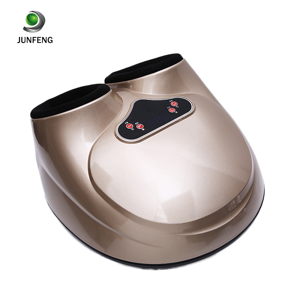 Hot sale foot roller electric vibrating blood circulation foot massager massage foot and leg