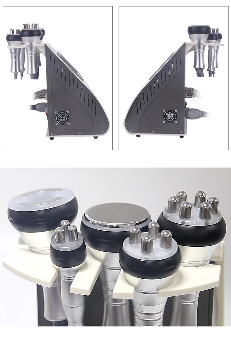 vacuum cavitation body slimming machine
