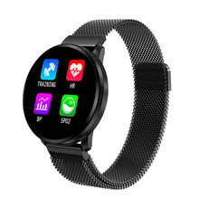 CF68 IP67 Tahan Air GPS Watch, HEART RATE Tekanan Darah Pemantauan Kesehatan Sport Smart Watch