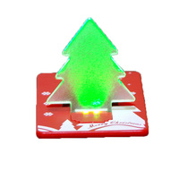 hot sell new mini pocket led card light