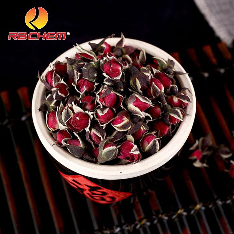 Top Grade Dried Organic Phnom Penh Rose Petals For Food / Tea / Decoration - 4uTea | 4uTea.com