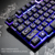 Wired Gaming Keyboard Mouse Set Mechanical Feeling Russian+English Backlit RGB Keyboard and Mouse for Gamer PC Laptop