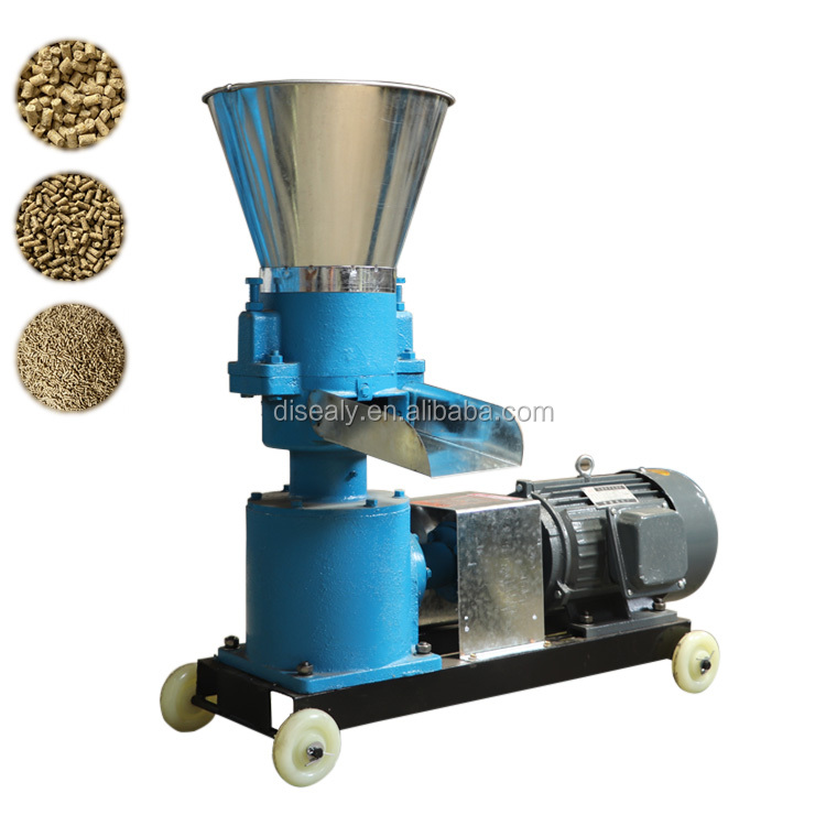 animal feed pellet making machine/feed <strong>processing</strong> machine for cow pig <strong>chicken</strong>/mini pellet maker
