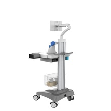 Infermieristica carrello abs trolley <span class=keywords><strong>ospedale</strong></span> mobili chirurgico medico <span class=keywords><strong>strumento</strong></span> di rotolamento carrello medico mobili telemedicina carrello trolley
