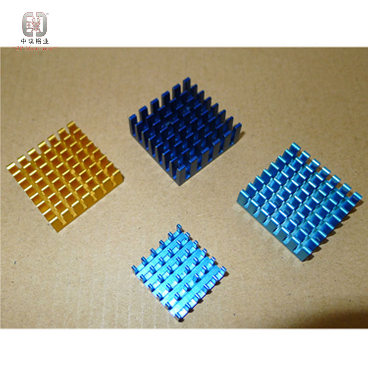 China products large diameter extrusion profile aluminum heat sink manufacturers