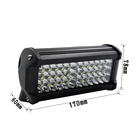 144W 12V-36v Led Work Light Bar For Jeep Offroad Car Tractor Truck 4x4 SUV ATV