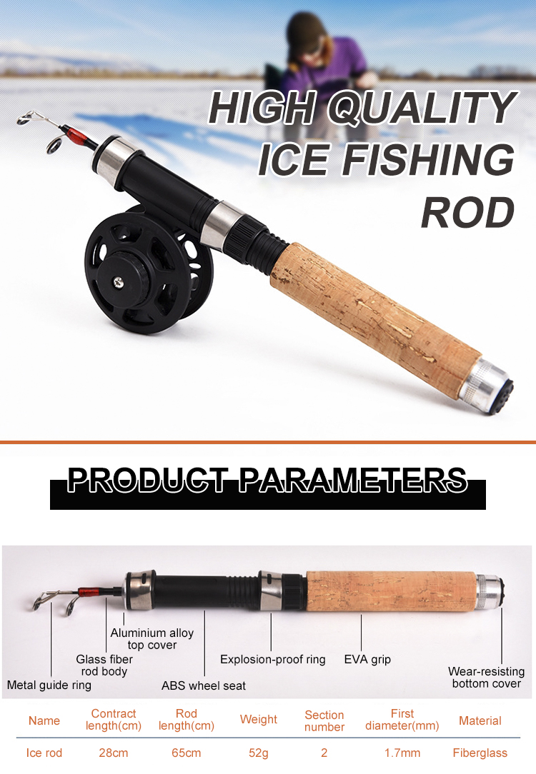 Passo lento jigging rod jerk pesca varas pólo tubo do psiquiatra do calor para
