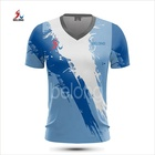 Sublimation custom sports tshirt