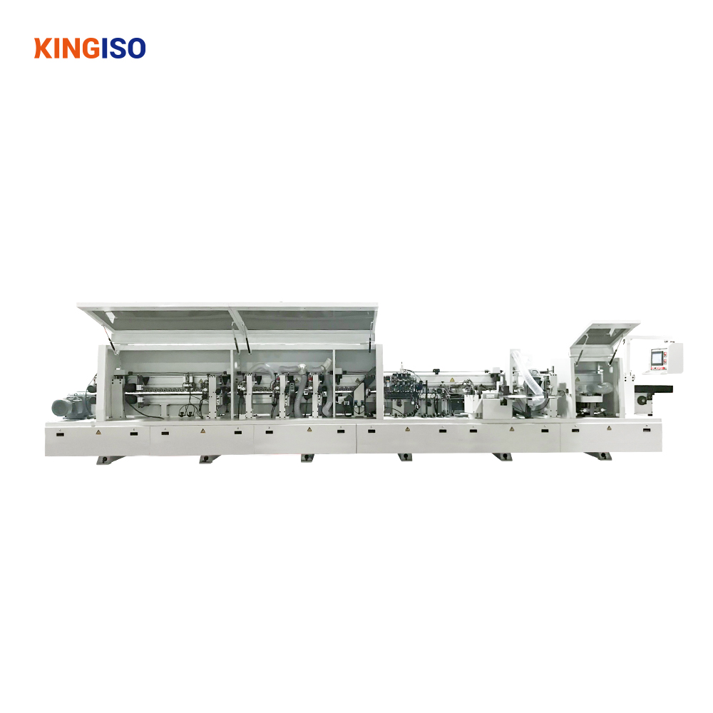 Edge bander full automatic veneer edge banding machine melamine 45 degree with pre-milling