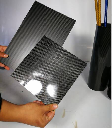 Термостойкое карбоновое волокно лист ЧПУ резка карбоновая пластина