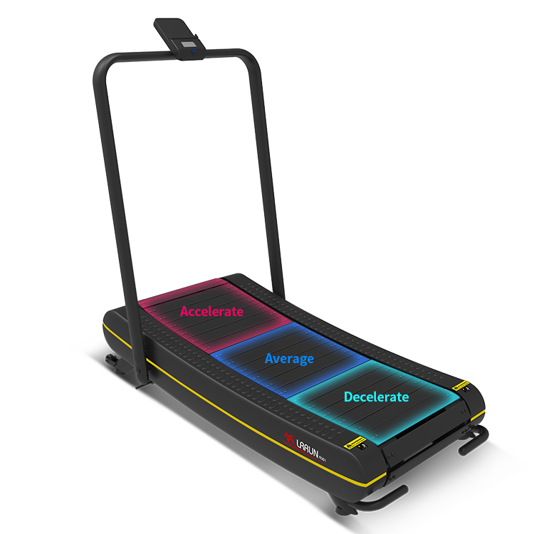 Home Fitness Equipment Folding Treadmill Easy Up Treadmill ...