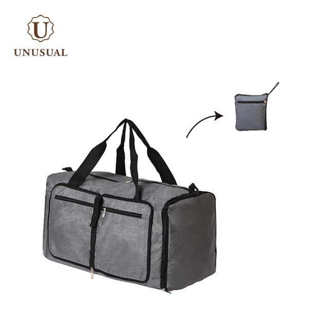 Portable multifunction polyester lightweight fold travel bag