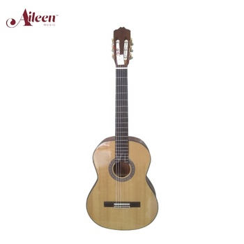 Best High Quality 39 Inch Classical Guitar Handmade(ACM10B)
