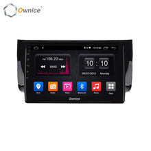 Ownice 10 Pollici Android Car DVD Player Per Nissan Sylphy Car Audio 2012-2015