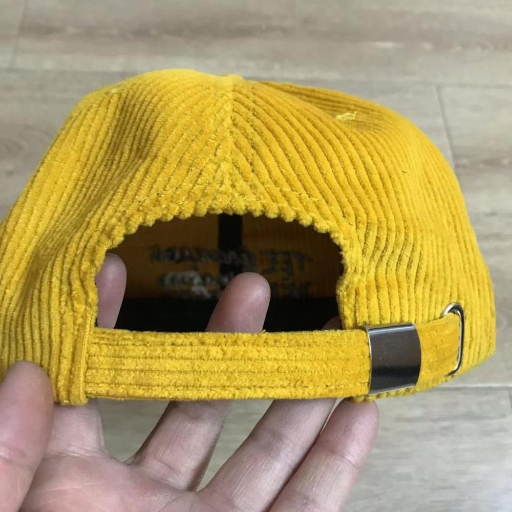 custom embroidery hats corduroy hats snapback caps custom logo unstructured caps no moq hip hop snapback cap