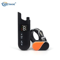 New Upgrade Amazon Best Selling Design Beep Vibration Static Shock Remote Dog Training Collar