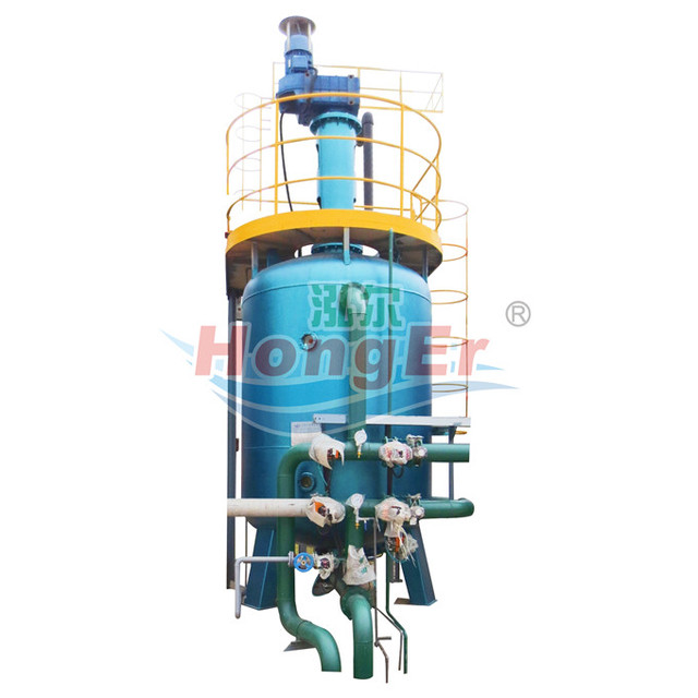 Package Sewage Water Treatment Plant High Efficient Fiber Ball Filter To Remove Oil