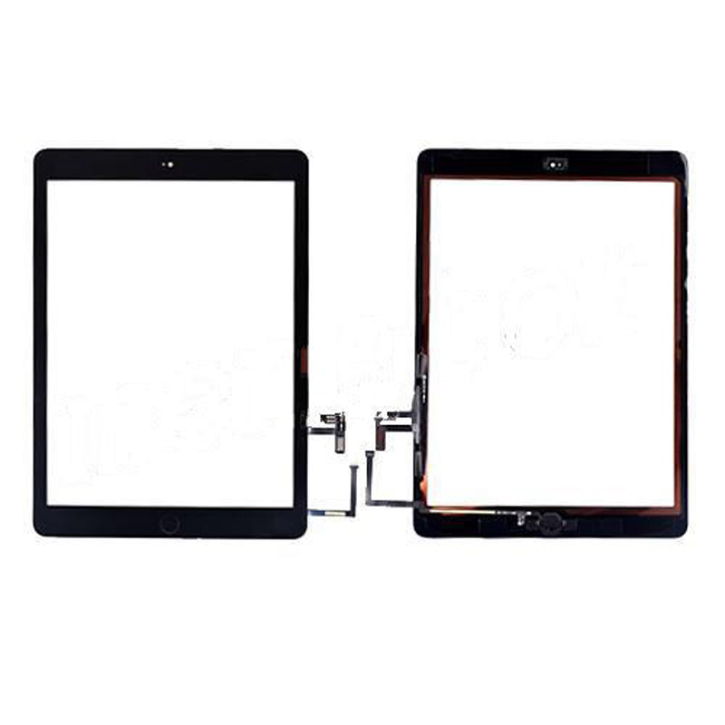 Touch Screen Digitizer ปุ่ม Home และ Flex Cable สำหรับ iPad Air