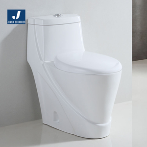 Good sale one piece toilet ceramic bathroom sanitary ware set S trap