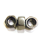 M52 M56 SS 2520 Stainless Steel Metric Hex Nut DIN934