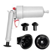 Воздух Мощность Слива Blaster пистолет высокого давления мощность ful ручной Плунжер для раковины открывалка очиститель насос для ванной Туале...(Китай)