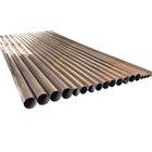 Steel Pipe 90/10 Copper-nickel tube/pipe price DN 200 SCH60 seamless tube For Building