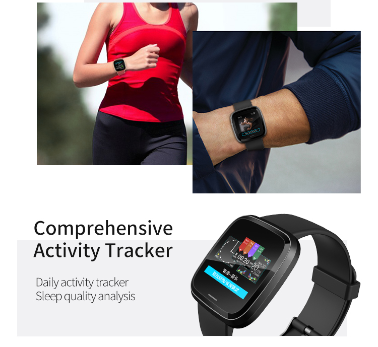 Niedrigsten kosten sport smart armband app download mit ce rohs smart uhr