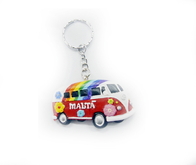 Cheap resin custom made souvenir keychains for tourist