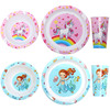 /product-detail/2020-new-design-lfgb-food-safe-natural-plastic-cartoon-dinnerware-children-plates-62424962946.html