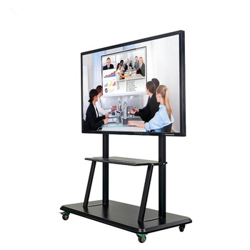 75 Inch Multi Touch Display Electronic Interactive Smart Writing Board For the Big Confereence
