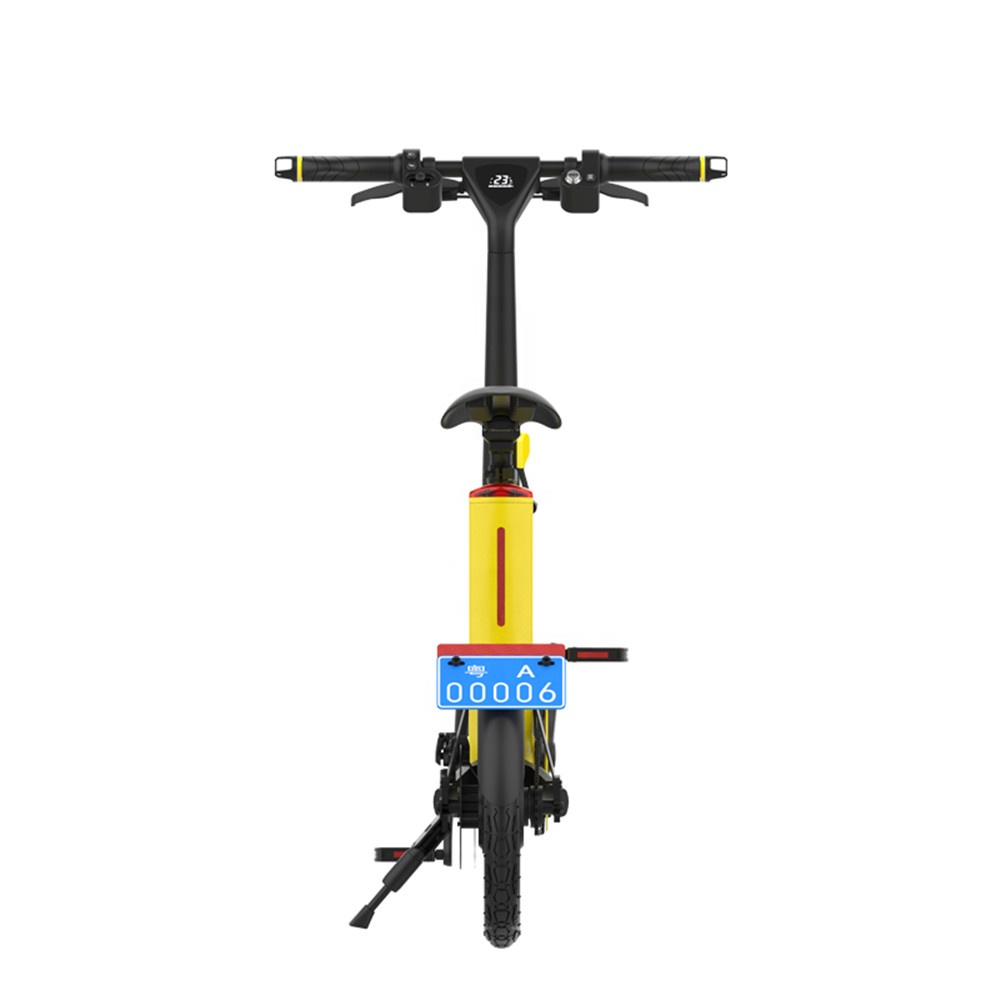 Wholesale Outlet product Suspension <strong>Folding</strong> E Bike 36V Mini Ebike Stock Electric Bikes