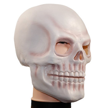 Day of the dead new products scary skull mask for halloween carnival rave mask party dia de los muertos