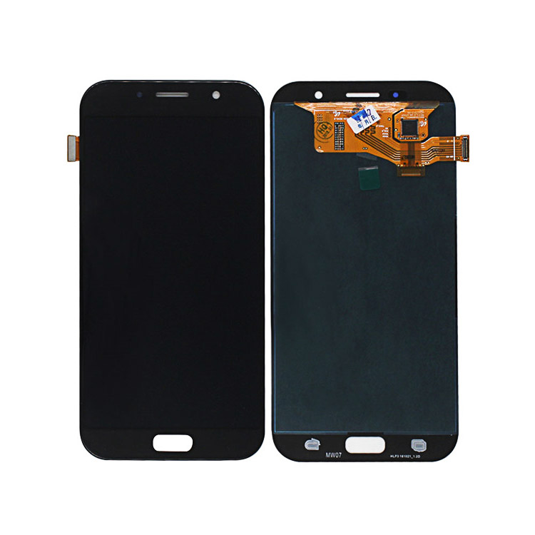 OEM mobilephone lcd for samsung A7 2017 A720 touch screen