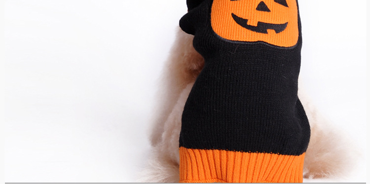 High Quality Custom Wholesale dog halloween costumes custom hand knitted dog sweater