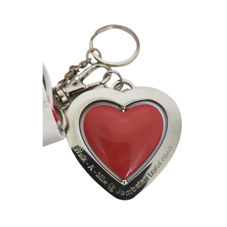 Manufacture Custom Design Rotation Heart Shape Marathon Sport Medal <strong>Metal</strong> With Ribbon