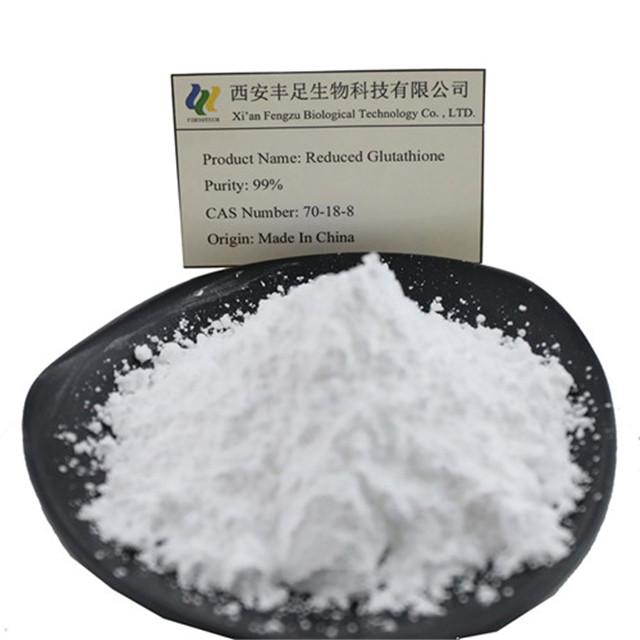 Sample Free L-Glutathione Powder Bulk, Reduced Glutathione Skin Whitening