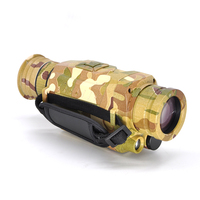 Camo Cheap Russian IR monocular termico night vision nocturna thermal digital imaging monocular night vision device led display