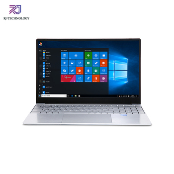 15.6 inch Laptop Intel Celeron J3455 Quad Core 8GB RAM 256GB SSD1920*1080 FHD IPS Screen With Backlit Keyboard Windows 10