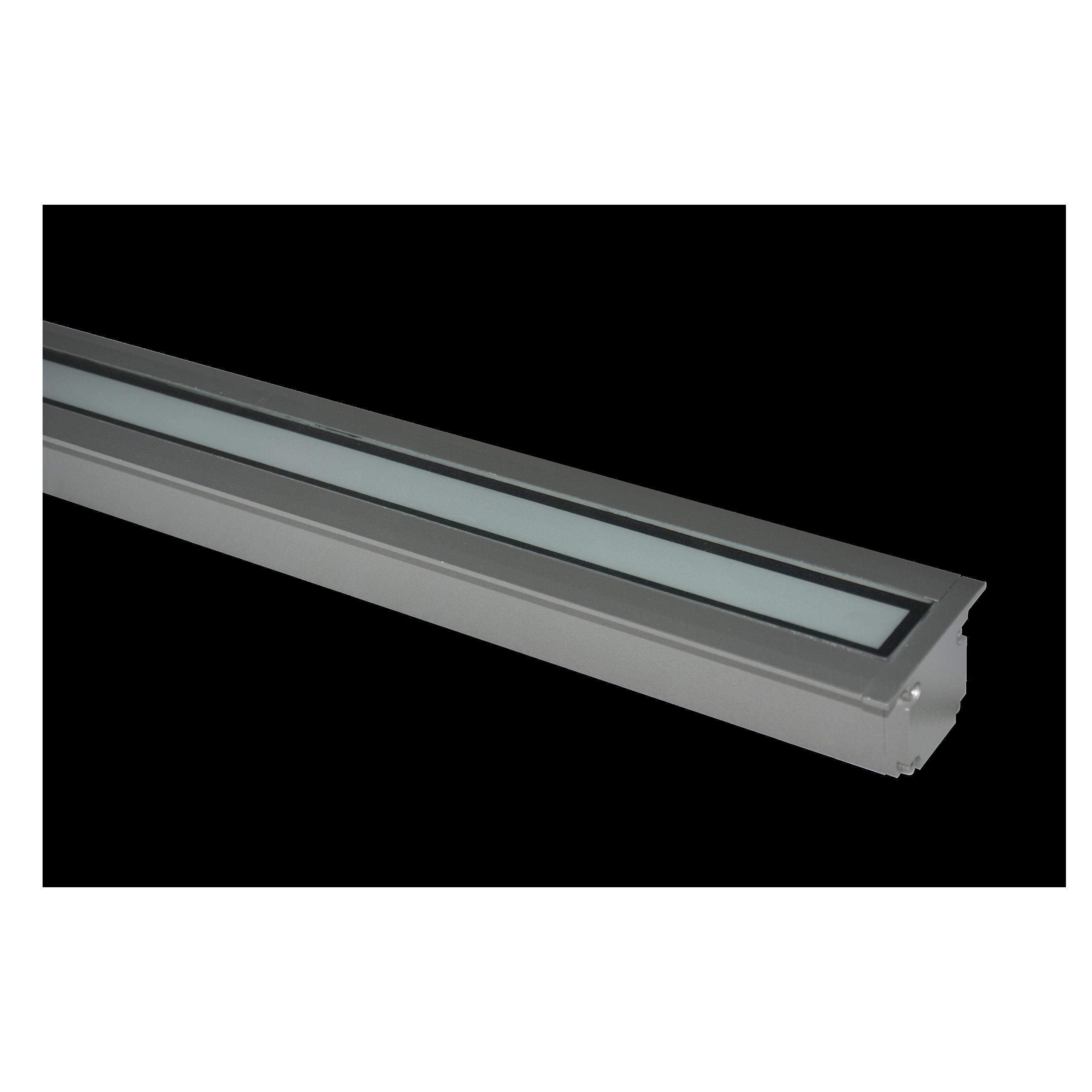 Linear Recessed RGB buried IK08 LED up light IP67 LED inground light outdoor lighting landscape exterior facade underground ligh