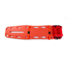 High quality heavy duty spine board stretcher, head immobilizer for spine board