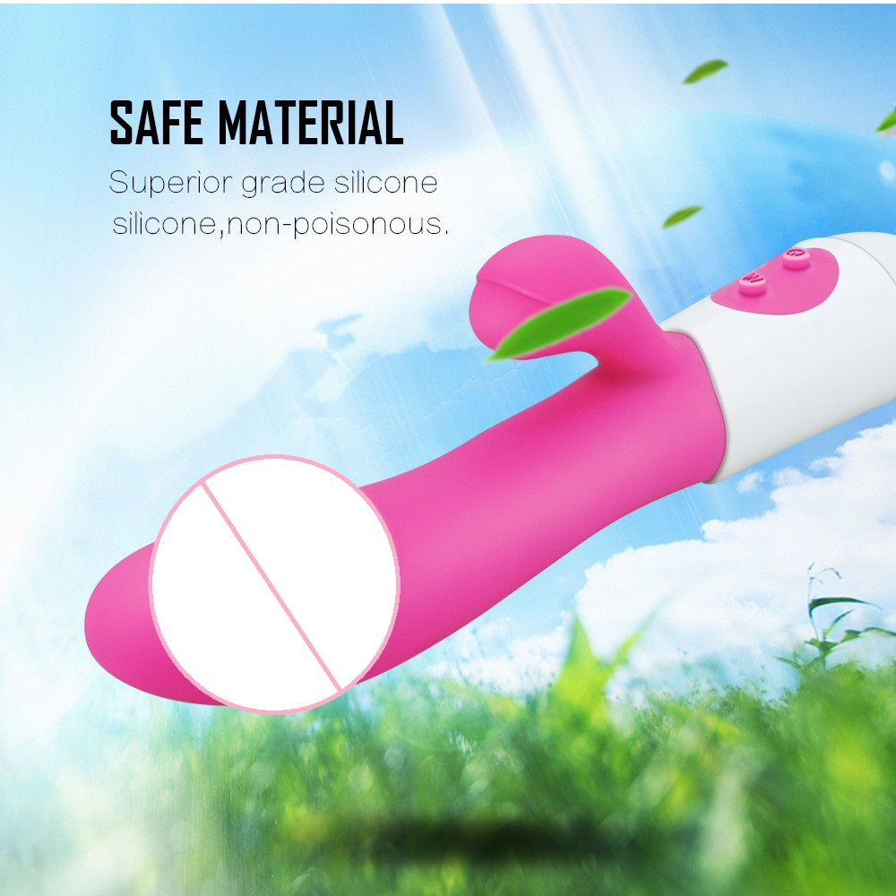 multiple speeds adult sex products rabbit vibrator for women