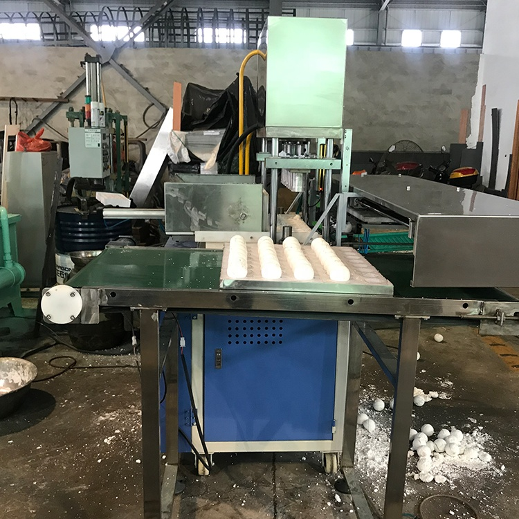 Industrial bath bomb hydraulic machine maker presser
