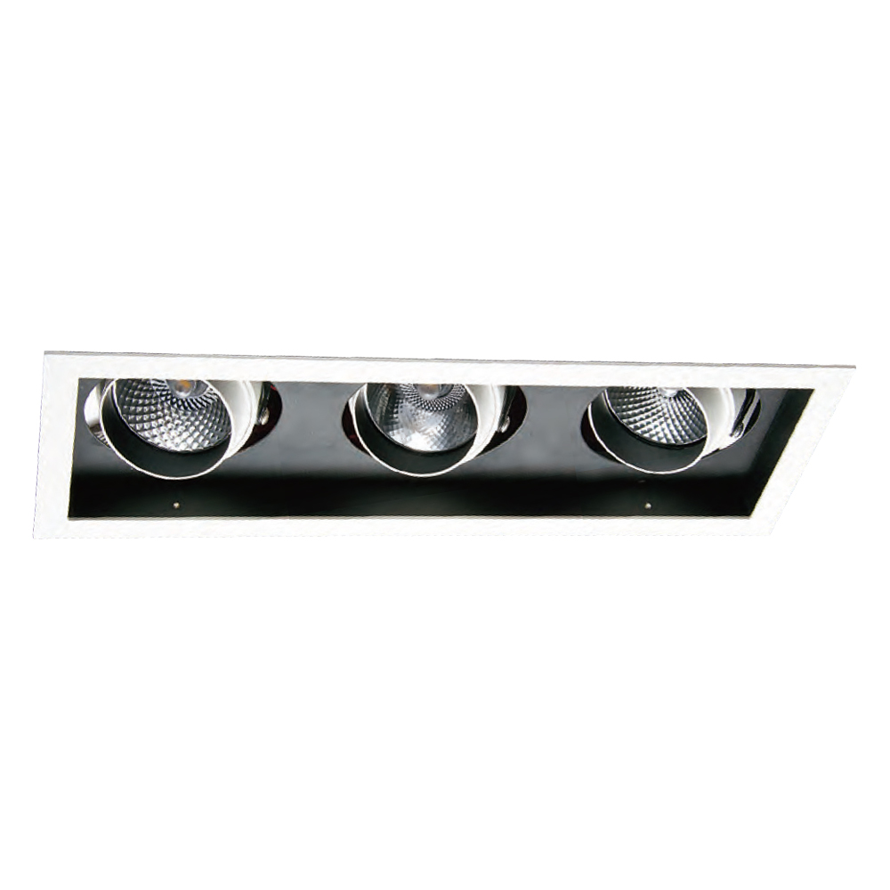 wholesales dimmable decorative recessed led down light