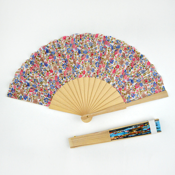 hand held retractable fan hand lace fan