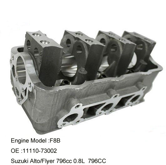 F8B auto engine cylinder head OEM 11110-73002