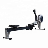 2019 New Arrival Air Rower High Quality Commercial Rower Gym Use Rowing Machine