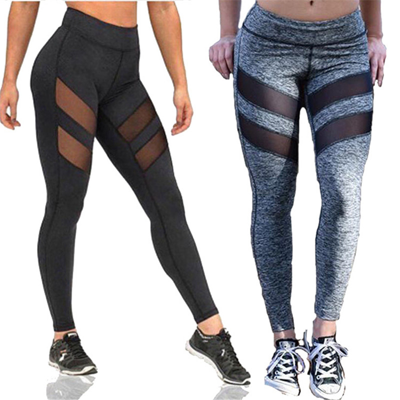 Hot Sale  Women Workout  Wear Clothes High Waisted Sportswear Yoga Pants Leggings