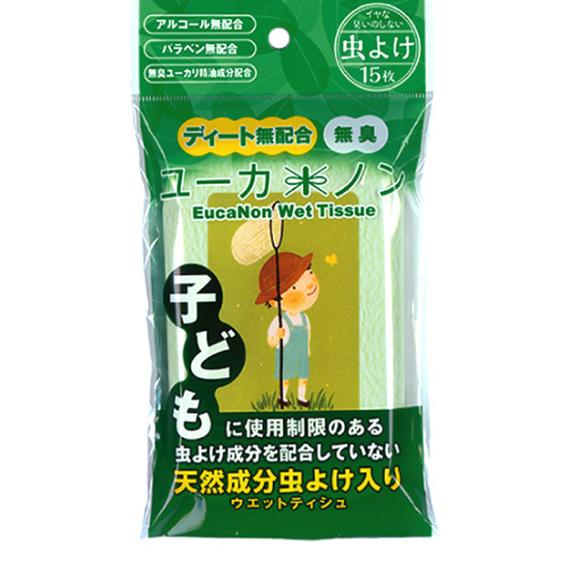 Japanese no peculiar strong smell camping insects repelent for wholesale